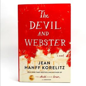 The Devil and Webster by Korelitz, Jean Hanff